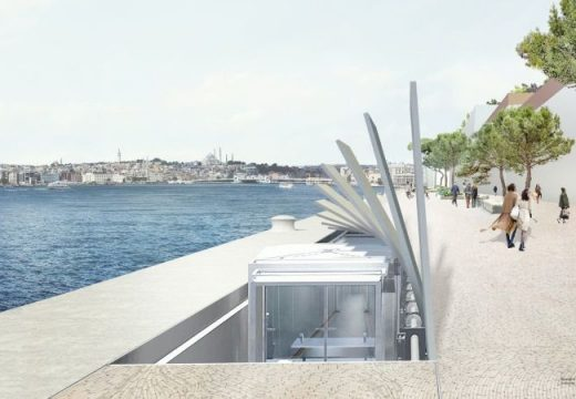 Строителни иновации променят Босфора