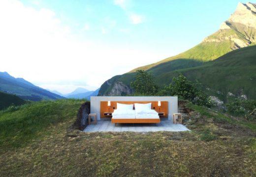 Хотелите също могат да са природосъобразни