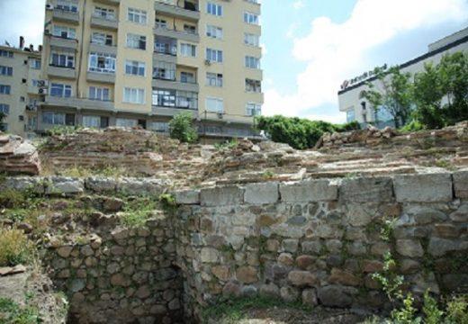 """Откриха Археологически парк """"Западната порта на антична Сердика"""""""