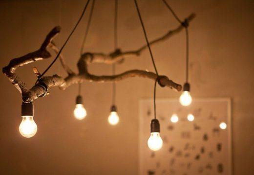 55+ идеи за декорация с дърво