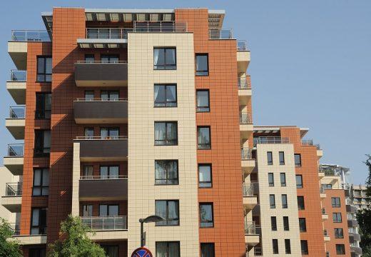 По-малко новопостроени жилищни сгради