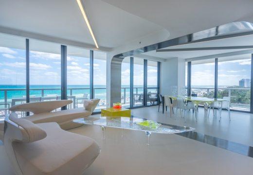 Продават плажната резиденция на Заха Хадид