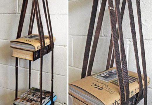 40+ идеи за старите колани у дома