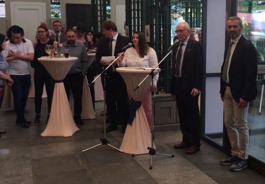 Diquigiovanni & Barausse официално представиха продуктите си