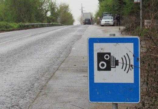 Махат знаците за камери по пътя