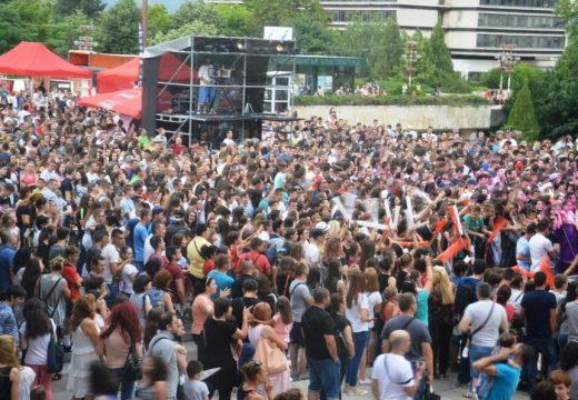 Български музиканти направиха хитово шоу в Благоевград