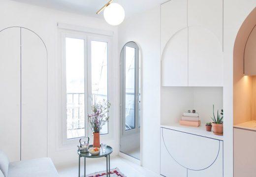 Най-тесният апартамент в Париж