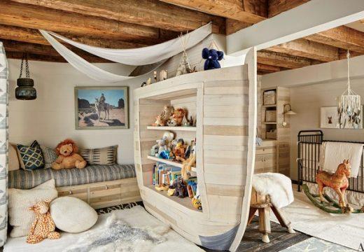 40 детски стаи направени за игра