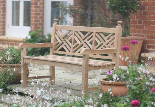 Идеи за пейка в двора