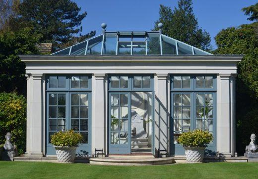 Идеи за стъклото в дома и градината
