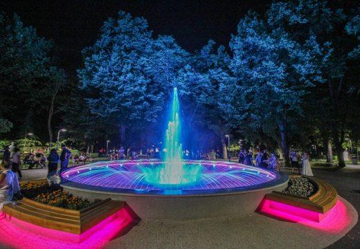 Бойко Борисов откри обновения Приморски парк в Бургас