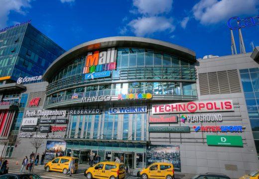 Hystead придобива водещ мол в София
