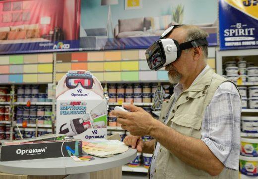 Оргахим използва виртуална реалност за интериорни решения