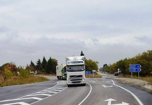 Товарните автомобили са виновни за състоянието на пътищата?