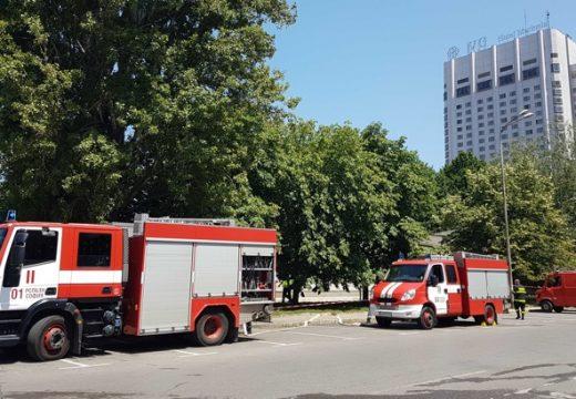 Подпалиха умишлено хотел Маринела