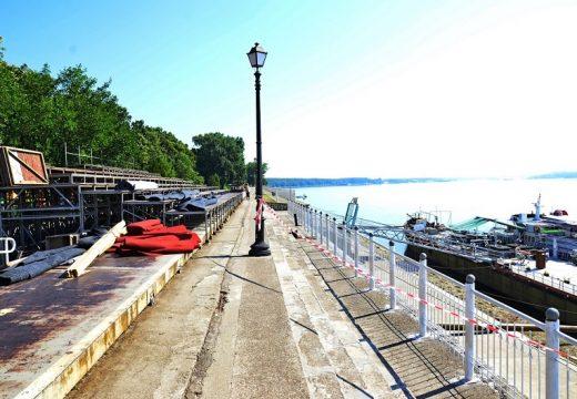 Кеят на Дунав при Видин се превръща в оперна зала