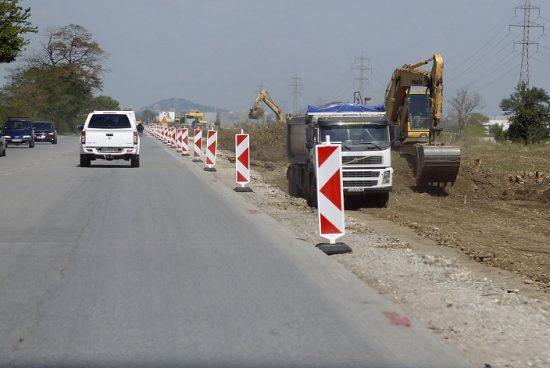 Две локални платна изграждат по пътя Пловдив – Асеновград