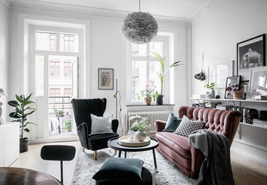 Уют и свежест в скандинавски стил
