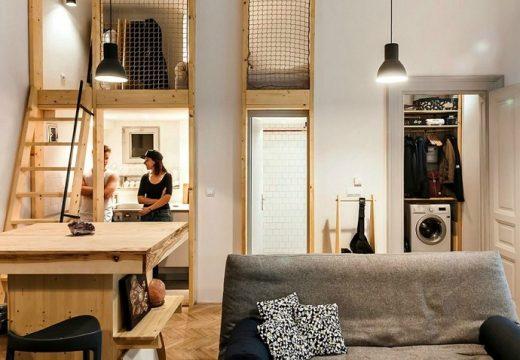 Идеално младежко студио в 31 кв.м.