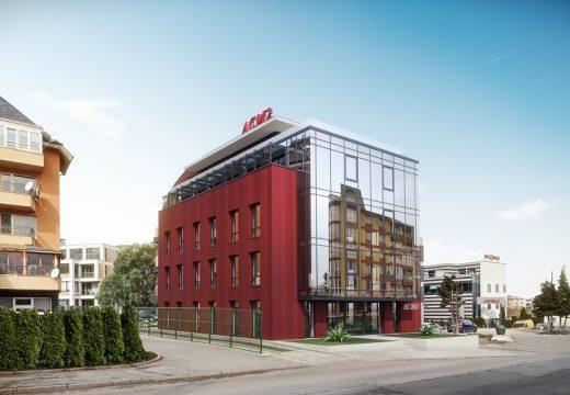 """Нова офисна сграда е открита на бул.""""Черни връх"""""""