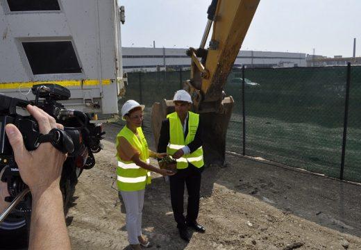 Започна строителство на нов бизнес център в Бургас
