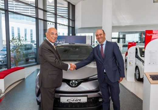 Тойота Балканс с нов Изпълнителен директор