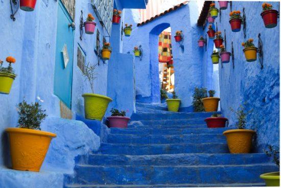 Най-красивите улици по света