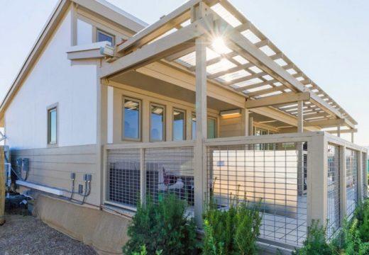 Къща, която издържа на урагани