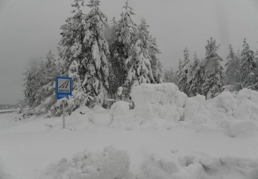 Въвеждат зимното поддържане на пътищата от 1 ноември