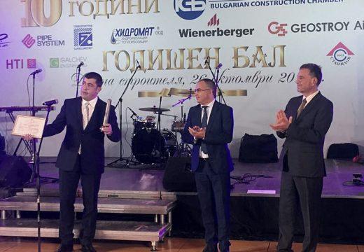 Зам.-министър Занчев: Над 200 000 души са заети в строителния сектор