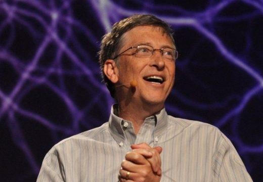 Бил Гейтс строи умен град в пустинята