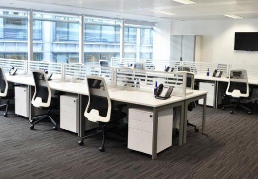 Рекордна наемна активност на офис площи за 2017 г.