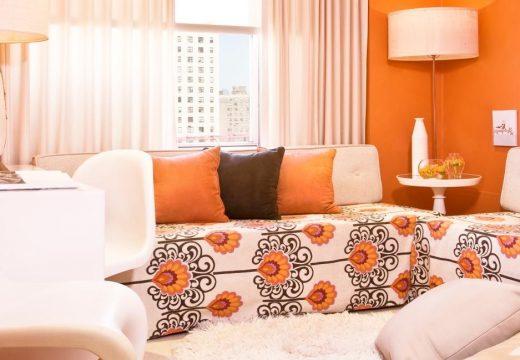 20+ идеи за декорация в оранжево