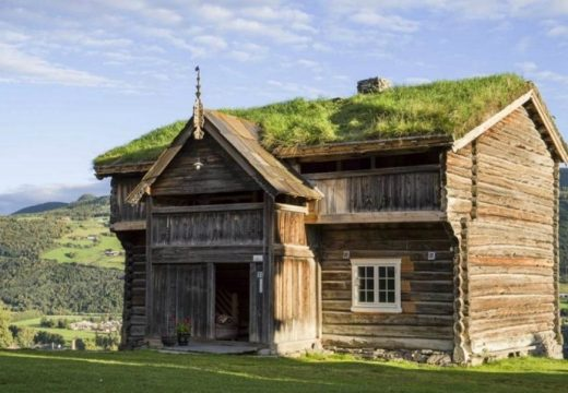 Ферма от 17 век има магическо излъчване