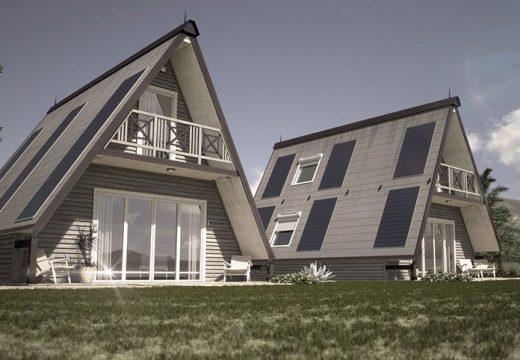 Страхотен дом се строи само за 6 часа