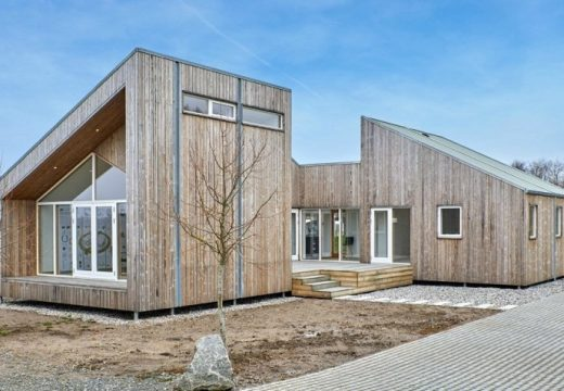 """Дания създаде първата в света """"Биологична къща"""""""