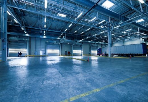 Реконструкции и разширения на пазара на индустриални имоти