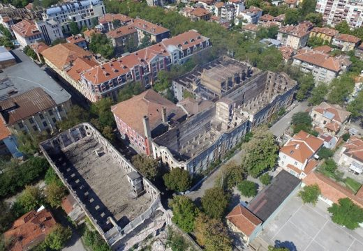 Собственици и Община Пловдив плануват възстановяване на Тютюневия град