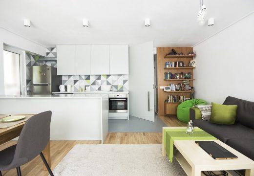 Апартамент с функционален дизайн в центъра на София