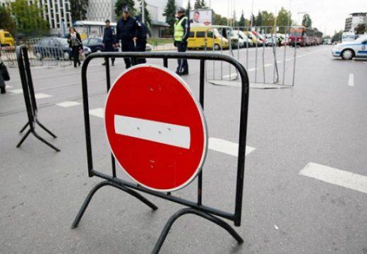 Центърът на София вече е блокиран