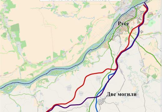 "Одобриха ОВОС за автомагистрала ""Русе – Велико Търново"""