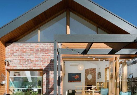 Умен и семпъл дом пести енергия и разходи