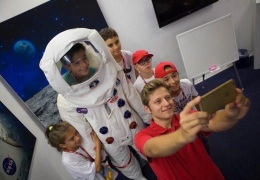 Търси се следващият български космонавт :)
