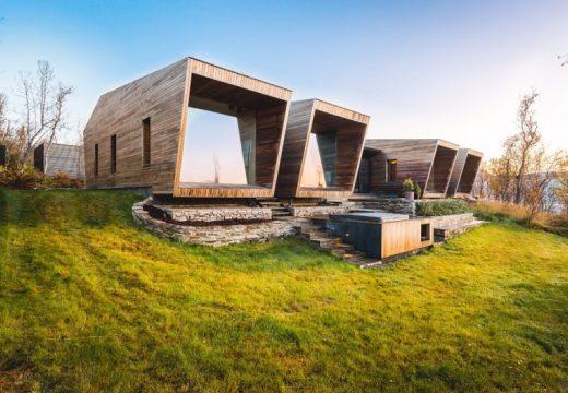 Как изглеждат модерните вили в Норвегия?
