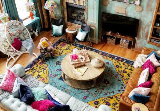 Шарен дом за настроение и свежест