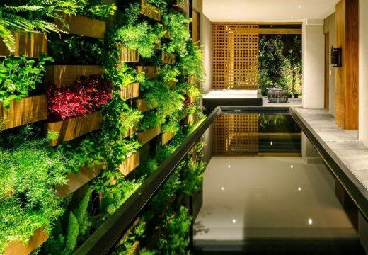 Къща или градина, или двете в едно?