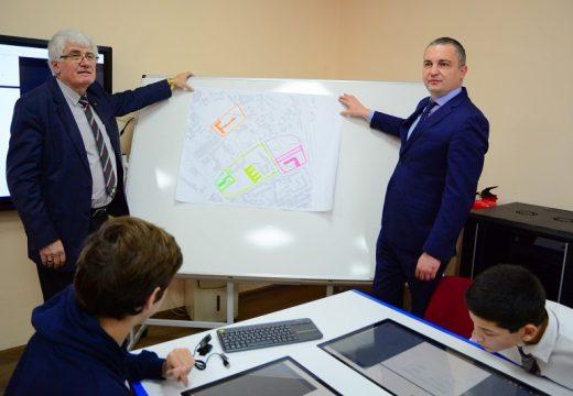Математическата гимназия във Варна получи 12 млн. за нова сграда