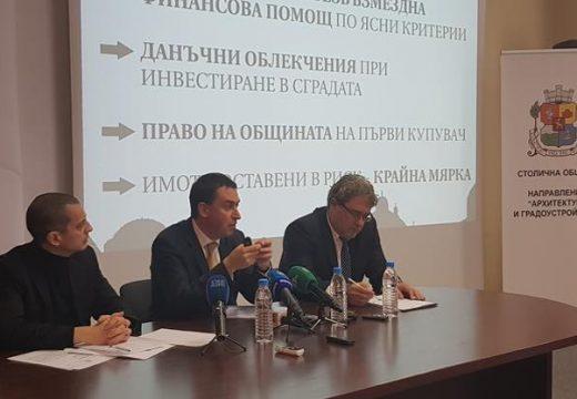 Чобанов: Настояваме Царските конюшни да получат най-висок статут на културна ценност