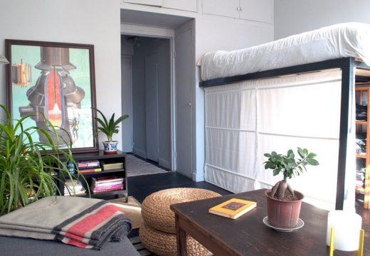 Едностаен апартамент с евтин и компактен интериор
