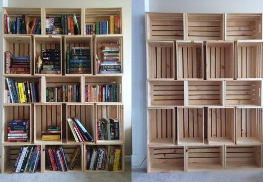 40+ идеи за готини библиотеки у дома